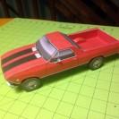 1968 El Camino for Auto Parts company