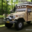 BJ45 Landcruising Troopy