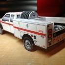 Custom Promo model: National Park Service Fire Engine