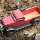 Dodge Power Wagon paper model