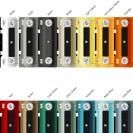 IH Scout 80/800 paper model colors