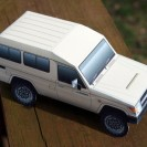 Toyota VDJ Troopy Land Cruiser