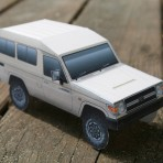 Land Cruiser Troopcarrier