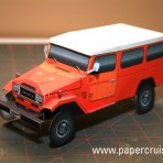 Land Cruiser Classic Troopy