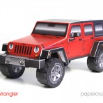 Jeep JK Wrangler Unlimited 4-Door