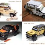 Papercruiser custom promo examples