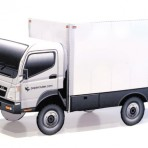 Mitsubishi Fuso Box Truck