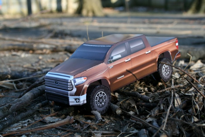 The 2014 Toyota Tundra