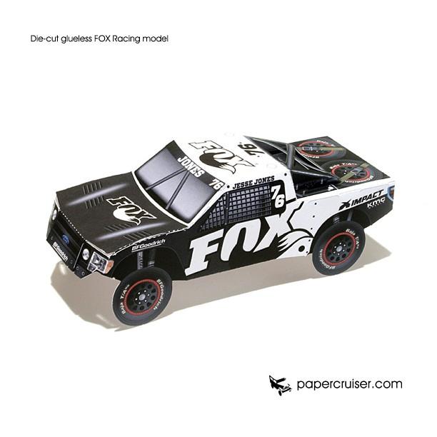 FOX Racing truck model
