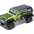 All Things Jeep promo model