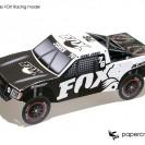FOX Racing truck