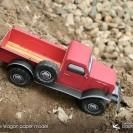 Dodge Power Wagon paper model