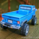 Jeep Mighty FC Concept Truck paper model