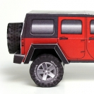jk4dw-6Jeep Wrangler (JK) 4-Door Wagon paper model
